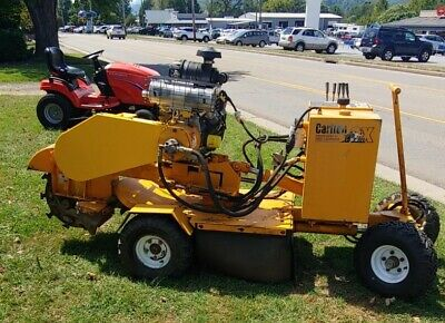 Carlton Stump Grinder Sp4012 New Factory 25hp Enginezero Hours