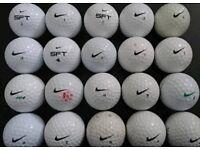 20 Nike Golf Balls