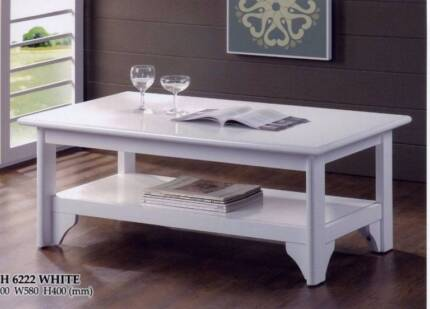 NEW WHITE COFFEE TABLE Liverpool Liverpool Area Preview