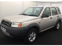LAND ROVER FREELANDER 2.0 XEdi..MOT..5DR DIESEL..VERY CLEAN..DRIVES GOOD