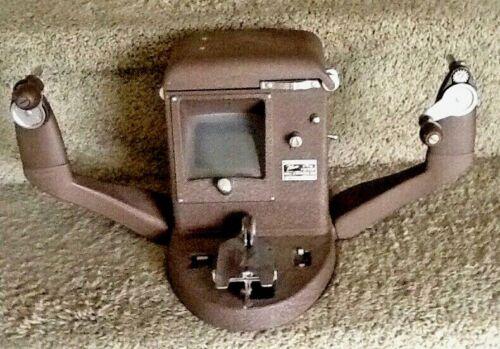 Vintage Bell & Howell Filmo 8mm Film Viewer