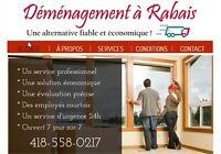Aides déménageurs, main-d'oeuvre à bas prix...!