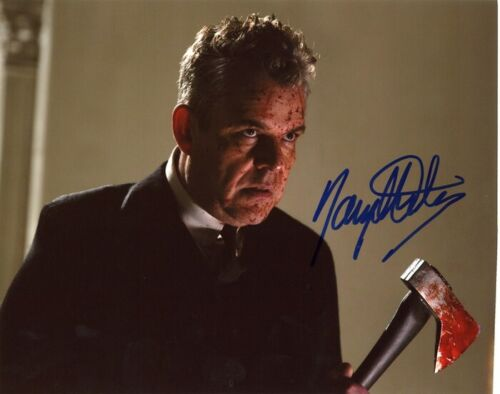 """Danny Huston """"American Horror Story"""" AUTOGRAPH Signed 'The Axeman' 8x10 Photo"""