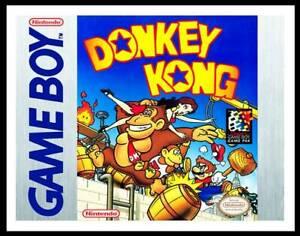 Donkey Kong Nintendo Game Boy