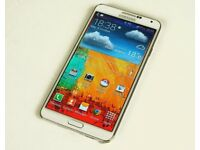 Samsung Galaxy Note 3 - White - 32 GB - Excellent Condition - (UNLOCKED)