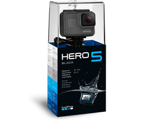 GoPro Hero 5 Black -- Brand new in box Lindfield Ku-ring-gai Area Preview