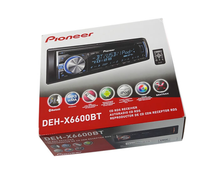 how to wire a pioneer car stereo