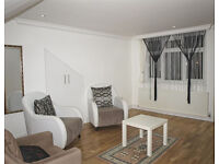 Spacious newly renovated split level3 bed flat to let, rent inclusive of all bills. Edmonton Green