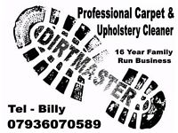 Carpet cleaner Dirtmaster professional carpet and upholstery cleaner