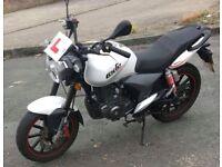 ksr code 125cc ------- £1100ono