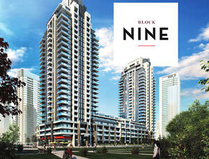 BLOCK NINE CONDOS in Parkside Village by Square One