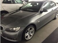 BMW 320D Automatic Coupe with Leather Seats, immaculate condition!