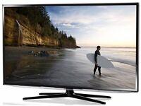 "SAMSUNG UE55H6400AKXXU 55"" 6 Series Flat Full-HD Smart 3D LED TV"