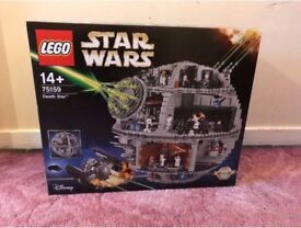 Brand New Unopened Lego Death Star (75159)