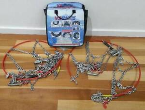 Snow chains for 16in wheel Fyshwick South Canberra Preview
