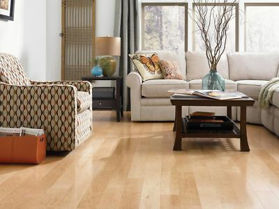 Maple Natural Engineered Hardwood Flooring CLICK LOCK Wood Floor $1.99/SQFT
