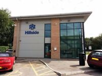 Sheffield S20 - 452sqft Office Space to Let in Commercial Business Park