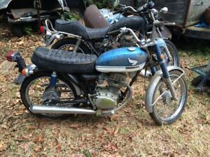 Looking for 1970s motorcycles