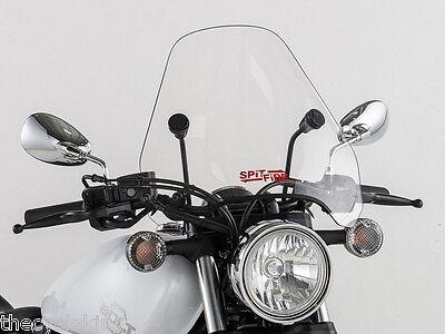 Honda Shadow Aero & Phantom VT750 Clear 15