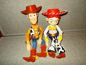 Toy story talking dolls, minis, action links and much more