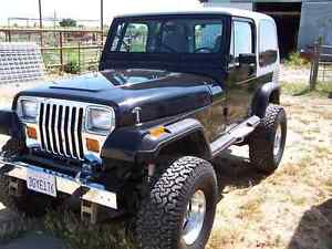 Jeep YJ - Wanted