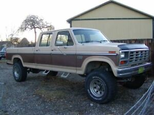1980-1986 Ford F-250 Camionnette