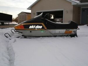 1979-1983 Skidoo Blizzards