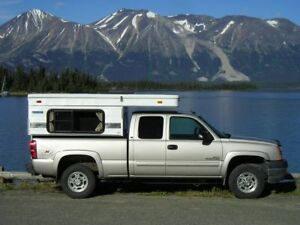 Looking for a Four-Wheel-Camper or similar Popup truck camper