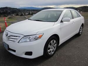 2011 Toyota Camry LE Bluetooth 1 Owner Price dropped