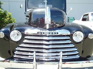 Looking for Front Grille for 1947 Mercury Pickup