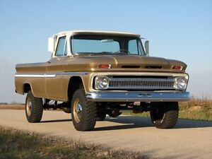 Looking for 1966 Chevy truck Stratford Kitchener Area image 3