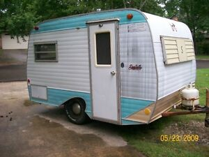 Looking for a small camper trailer