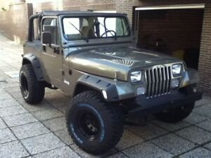 Looking for a Jeep YJ 4.0 L, 5 speed