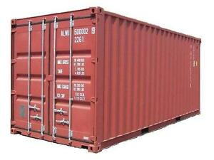 Looking for a 20' Container to send to Haiti