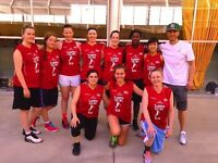 WOMEN'S BASKETBALL TEAM STARTING IN AUGUST