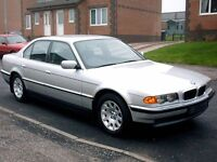 BMW 728i fsh 1 previous owner 10 month MOT