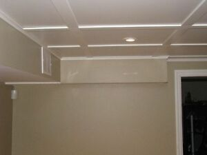 SnapClip Suspended Ceiling System Parts Prince George British Columbia image 1