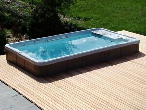 Swim All Year In Style | Modern and Chic Swim Spas |16FT ON SALE