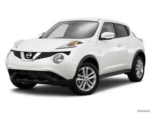 REDUCED! Private Seller - 2015 White Nissan Juke