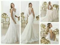 Stunning Prinovias Wedding Dress
