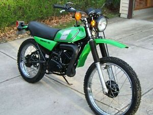 Wanted Dt 125