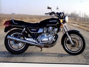 Looking for a 1979 to 1984 Suzuki gs 850