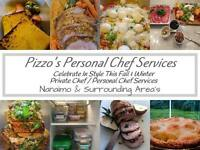 Personal Chef Services - Nanaimo & Surrounding Areas