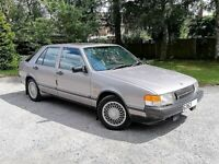 SAAB 9000 SE 2.0 Turbo Auto Hatchback, Very Rare, Low Miles, Excellent Condition. Not for sale  Barnet, London