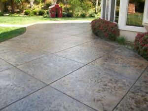 ALL TYPES OF CONCRETE WORK