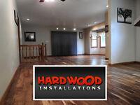 Hardwood Installations, Laminate Installations & Tiles installs