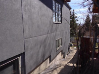 Parging & Stucco Services St Catharines