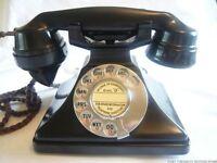 1930's GPO 'pyramid' telephone