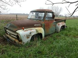 Looking for 1953 Ford F100 / Mercury M100 Project truck