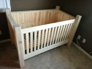 Looking For Wooden Crib